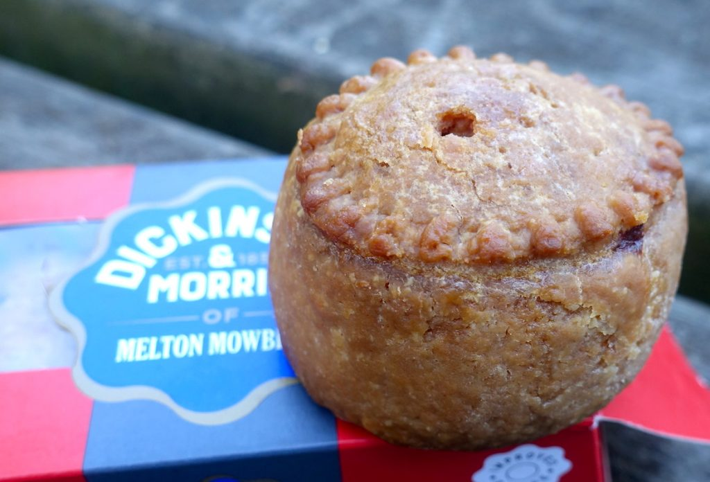 Dickinson & Morris Melton Mowbray pie