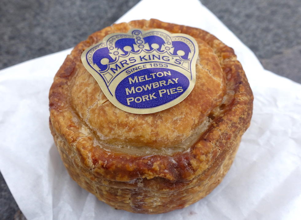 Mrs. King's Melton Mowbray Pork Pies