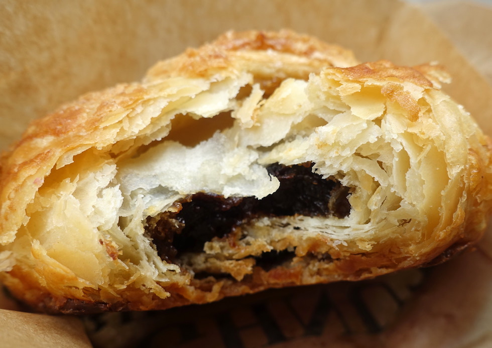 st. john's eccles cake flaky layers