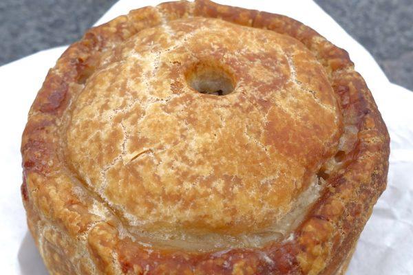 king of British pies- melton mowbray
