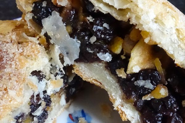 Eccles cake old post office bakery