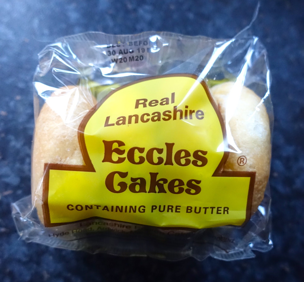 Real Lancashire Eccles Cakes