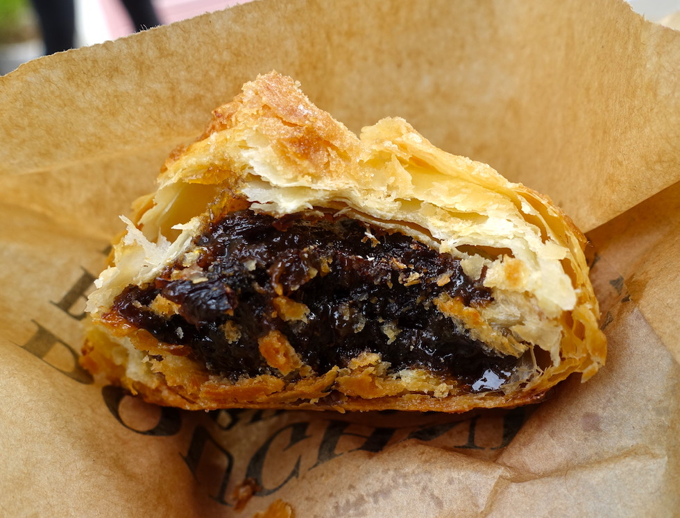 st john's bakery london eccles cake