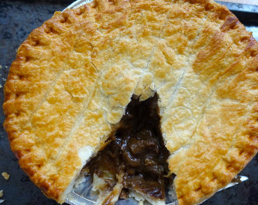steak kidney british pie